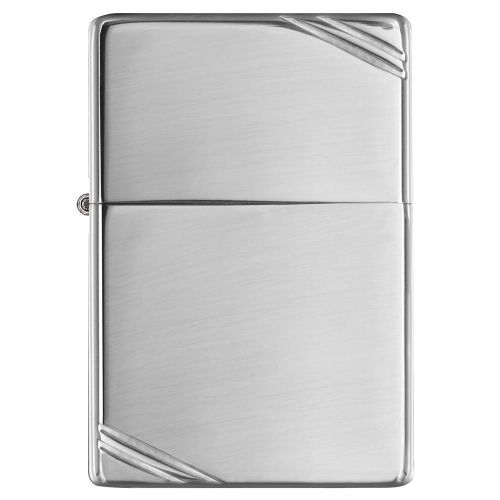 Zippo - Vintage High Polished Chrome