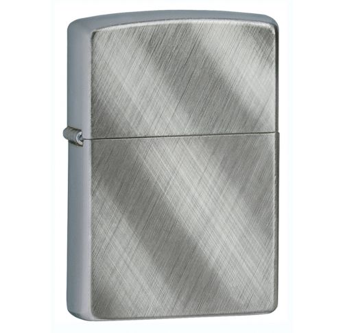 Zippo - Diagonal Weave